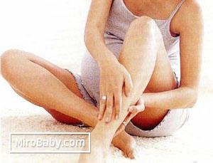 Своди ноги при беременности