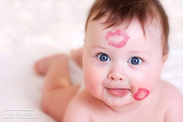 kisses pictures 7 months № 7726