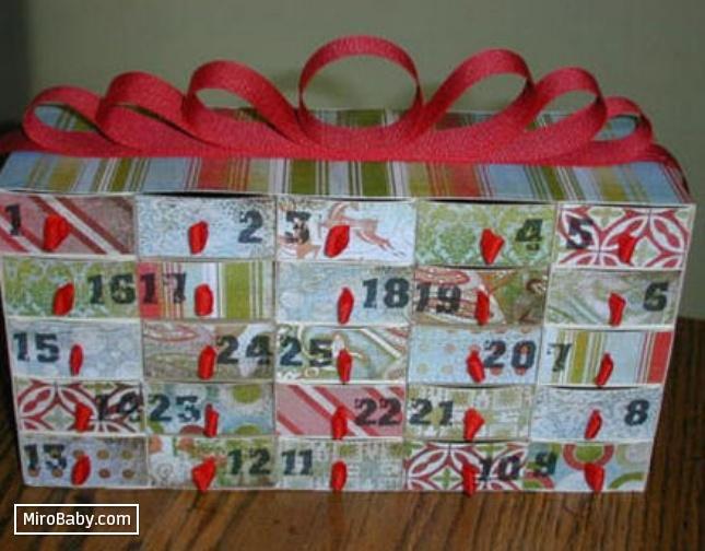 Фото календарей своими руками