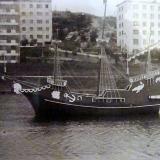 Гаджиево. Любимый кораблик.