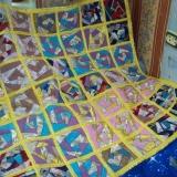 детское одеяло в стиле крейзи