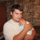Серёжа и Никита (1,5 месяца)