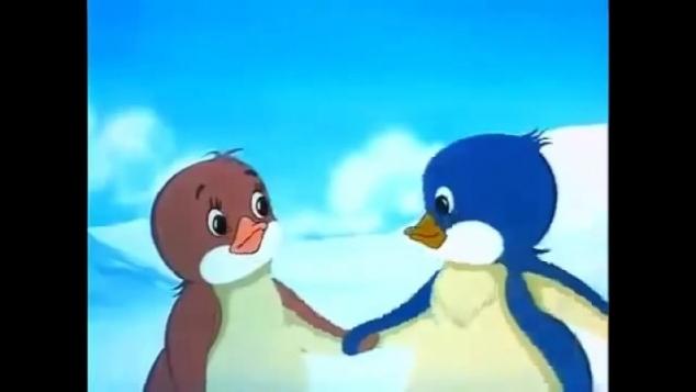 Приключения пингвинёнка Лоло