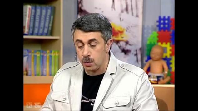 Приучать ли ребёнка к пустышке - Доктор Комаровский.