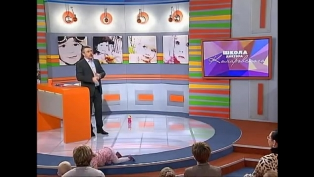 Конъюнктивит - Школа Доктора Комаровского - Интер